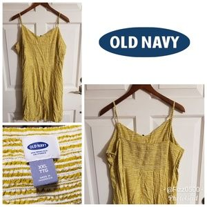 Plus size old navy dress